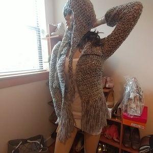 handmade Sweaters - Sweater and hat crochet